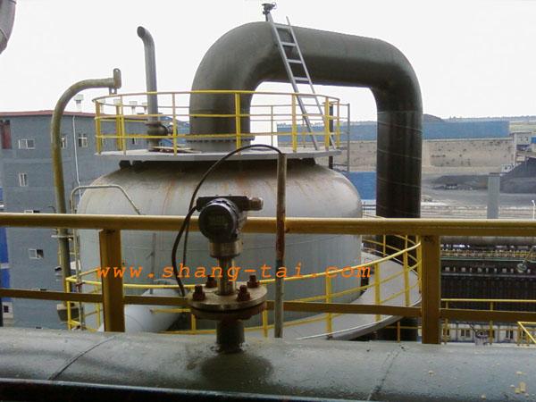 煤气流量计